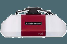 LiftMaster 8587W Elite Series® 3/4 HP AC Chain Drive Garage Door Opener w/ Wi-Fi