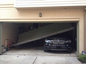 garage door off trackHouston Garage Door Repair Services  Garage Service Pros