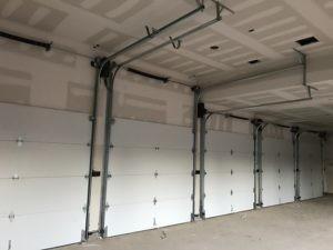 New Garage Door Install for Mx4 Builders