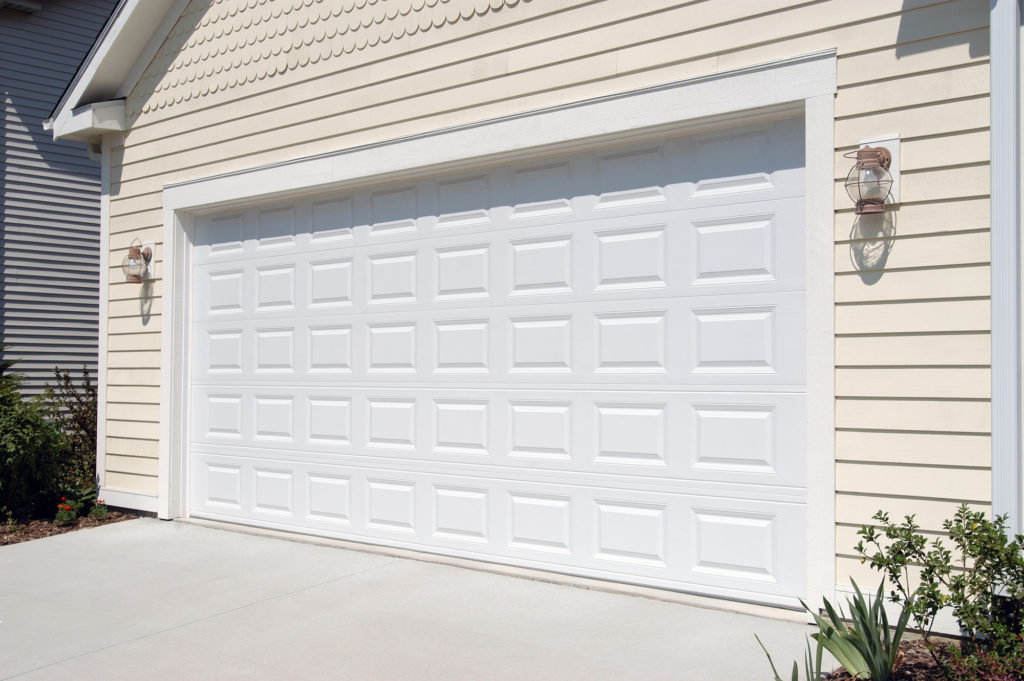 Raised Panel for Garage Door