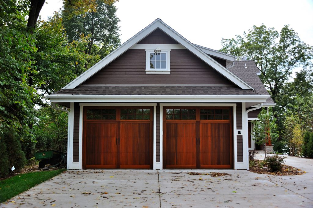 Carriage House Overlay Wood