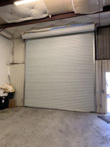 Commercial Roll-up Garage Door