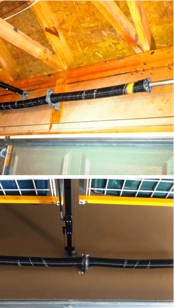 Fixing Garage Door Springs and Cables