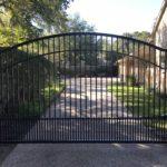 Gate Service Pros custom driveway gate