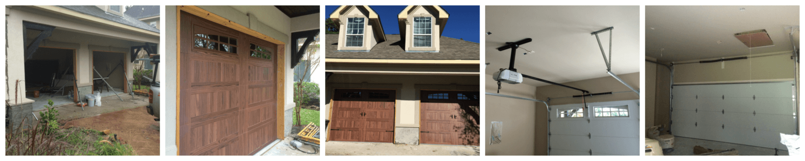 Garage & Gate Service Pros Projects Gallery