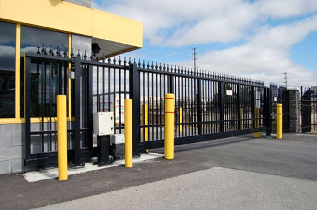 Commercial Slide Gate